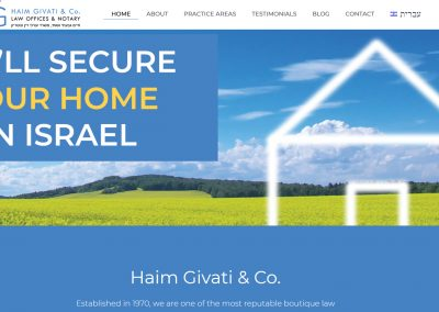 Haim Givati Law Offices